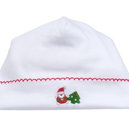 kissy kissy Kissy Kissy Baby's First Christmas Hat