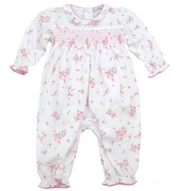 kissy kissy Kissy Kissy Ribbon Bouquets Print Playsuit