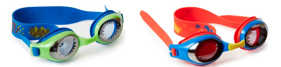 Bling2o Bling2o Super Hero Swim Goggles