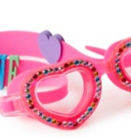 Bling2o Bling2o Heart Swim Goggles
