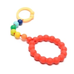 chewbeads Chewbeads Gramercy Stroller Toy *MORE COLORS*