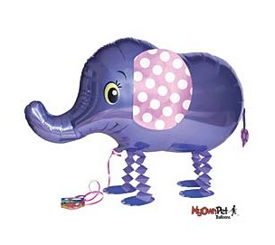 My Own Pet My Own Pet Elephant Balloon