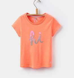 Joules Joules Jersey Hi Top