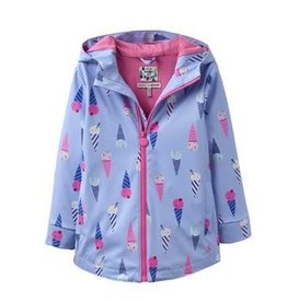 Joules Joules Ice Cream Raincoat