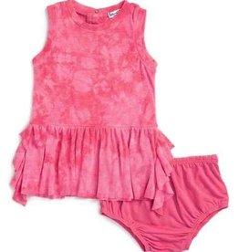 Splendid Splendid Baby Tie Dye Tank Dress with Bloomers