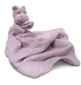 JellyCat Jelly Cat Bashful Hippo Soother
