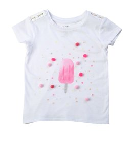 Egg Egg Tara Short Sleeve Top