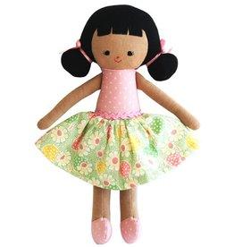 Alimrose Alimrose Audrey Doll Garden Floral Pink