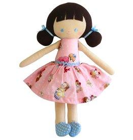 Alimrose Alimrose Audrey Doll Pink Nursery