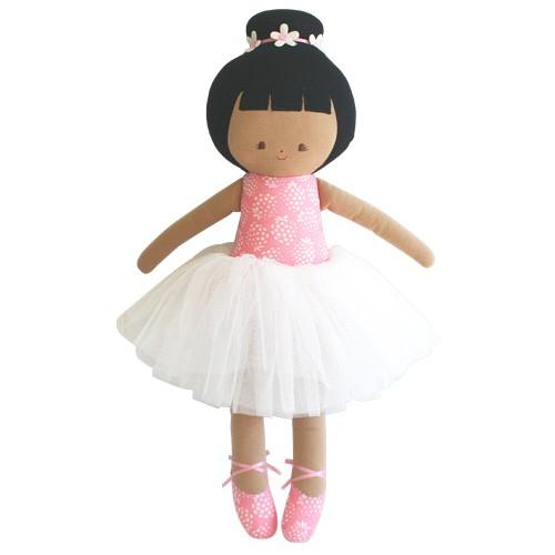 Alimrose Alimrose Big Ballerina Strawberry Pink