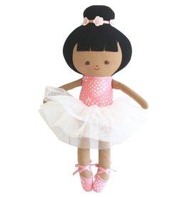 Alimrose Alimrose Baby Ballerina Strawberry Pink