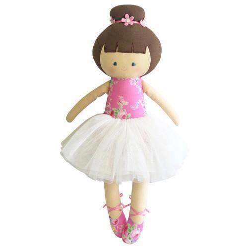 Alimrose Alimrose Big Ballerina Pink Rose