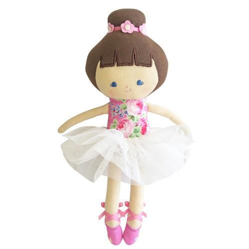 Alimrose Alimrose Baby Ballerina Pink Rose