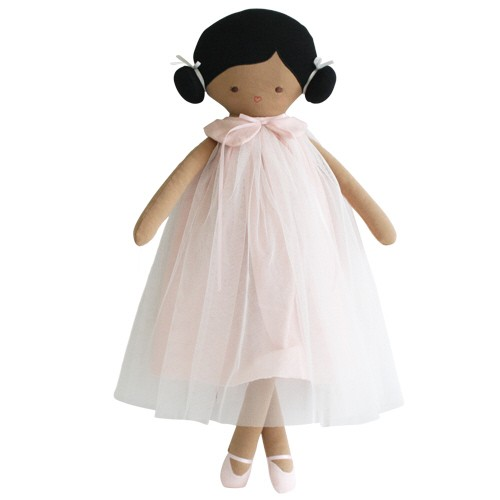 Alimrose Alimrose Lulu Doll Pink