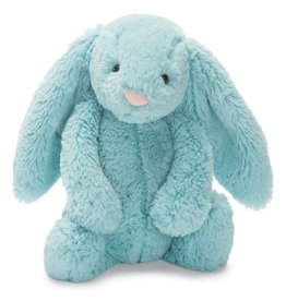 JellyCat Jelly Cat Bashful Aqua Bunny Small