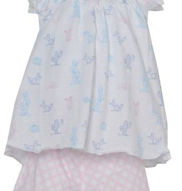 Feather Baby Feather Baby Ruched Tunic and Short
