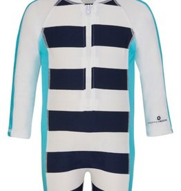 Snapper Rock Snapper Rock Long Sleeved Sunsuit