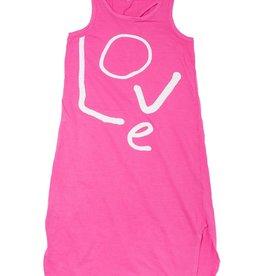 Joah Love Joah Love Love Print Dress