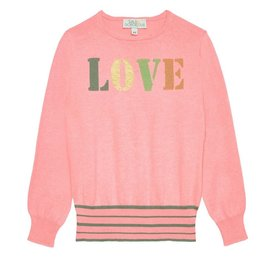 Imoga Wild & Gorgeous Love Sweater
