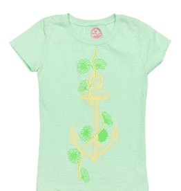 Pink Chicken Pink Chicken Anchor Graphic Tee