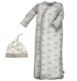 Magnificent Baby Magnificent Baby Sheep Modal Sack and Hat Set