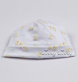 kissy kissy Kissy Kissy Darling Duckies Print Hat
