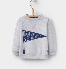 Joules Joules Artie Print Sweatshirt