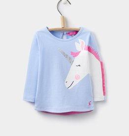 Joules Joules Unicorn Character Top