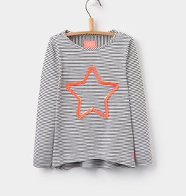 Joules Joules Star Embellished Jersey Top