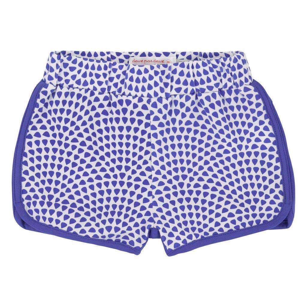 deux par deux Deux Par Deux Sea Shell Shorts