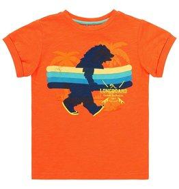 deux par deux Deux Par Deux Bear Print T-Shirt