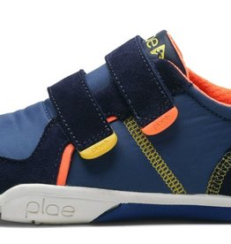 Plae Plae Ty Suede & Nylon Sneaker