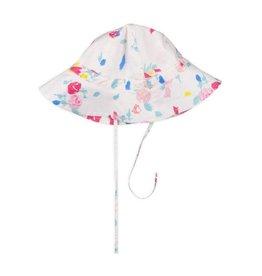 Petit Bateau Petit Bateau Floral Sun Hat