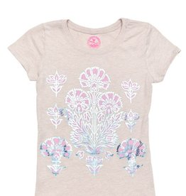 Pink Chicken Pink Chicken Botanical Floral Graphic Tee