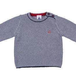 Petit Bateau Petit Bateau Striped Sweater