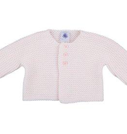 Petit Bateau Petit Bateau Baby Knit Cardigan *More Colors*