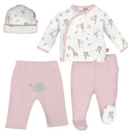 Magnificent Baby Magnificent Baby Tennis Club Kimono Set
