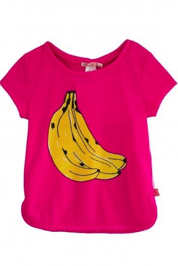 Billieblush Billieblush Banana Print Tee