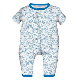 Magnificent Baby Magnificent Baby Lino Dinos Union Suit