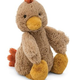 JellyCat Jelly Cat Bashful Rooster Medium