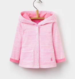 Joules Joules Hooded Jersey Jacket