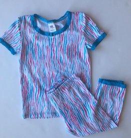 esme Esme Short Sleeve Pajama Set