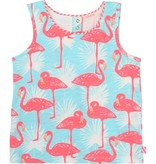 Billieblush Billieblush Flamingo Print Tank Top
