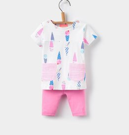 Joules Joules Ice Cream Tunic and Legging Set
