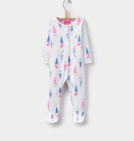 Joules Joules Ice Cream Footie