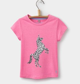 Joules Joules Jersey Unicorn Top