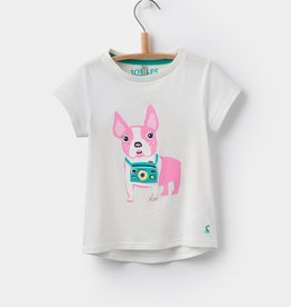 Joules Joules Dog Tee Shirt