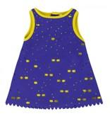 deux par deux Deux Par Deux Blue Lagoon Tiny Fishes Dress
