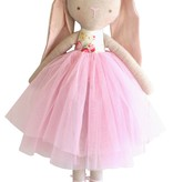 Alimrose Alimrose Billie Ballet Bunny White Chintz