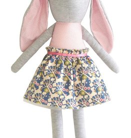 Alimrose Alimrose Pearl Bunny Cuddle Toy Wildflower